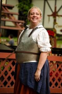 Heather Last - Lady Morgan Gage