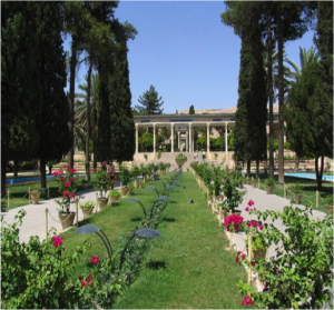 The Persian Garden, a world heritage site, is actually a collection of nine gardens spread over nine provinces in present day Iran. (UNESCO)